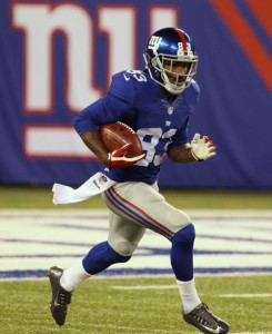 Preston Parker, New York Giants (August 9, 2014)