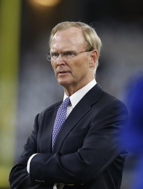 John Mara, New York Giants (September 13, 2015)