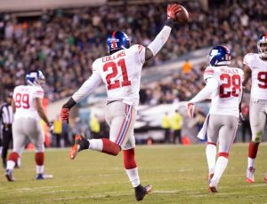 Landon Collins, New York Giants (October 19, 2015)