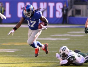 Dwayne Harris, New York Giants (December 6, 2015)