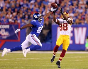 Prince Amukamara, New York Giants (September 24, 2015)