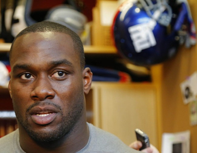 Jon Beason, New York Giants (June 8, 2015)