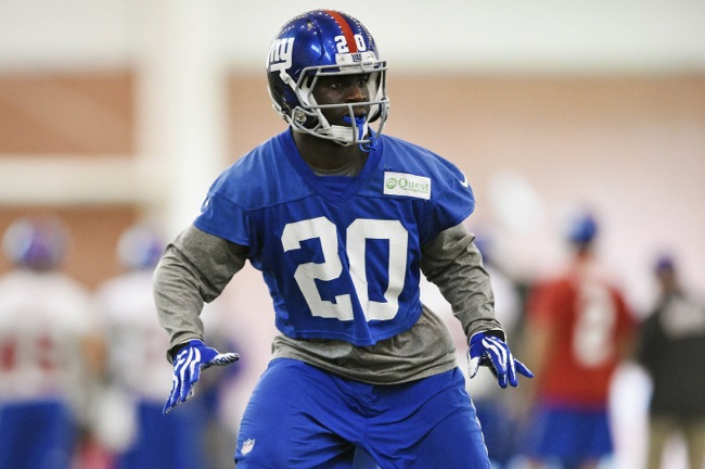Prince Amukamara, New York Giants (June 16, 2015)