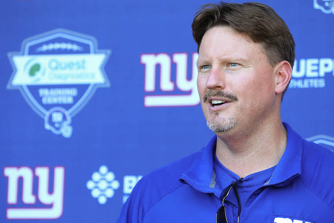 Ben McAdoo, New York Giants (June 6, 2016)