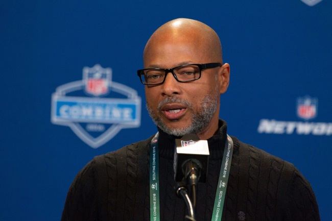 Jerry Reese, New York Giants (February 25, 2016)