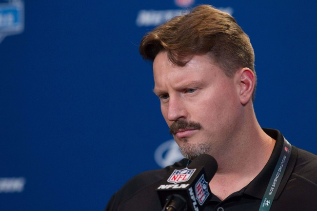 Ben McAdoo, New York Giants (February 24, 2016)