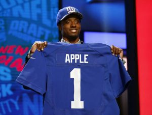 Eli Apple, New York Giants (April 28, 2016)